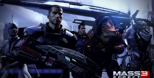 Mass Effect 3 станет самым масштабным проектом 2012 года