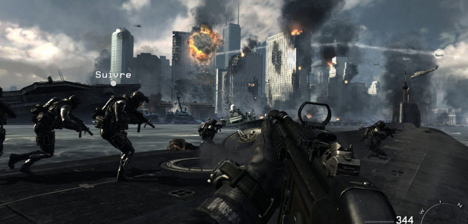 Call of Duty: Modern Warfare 3 будет на старом движке