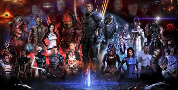 Голосовая озвучка в Mass Effect 3