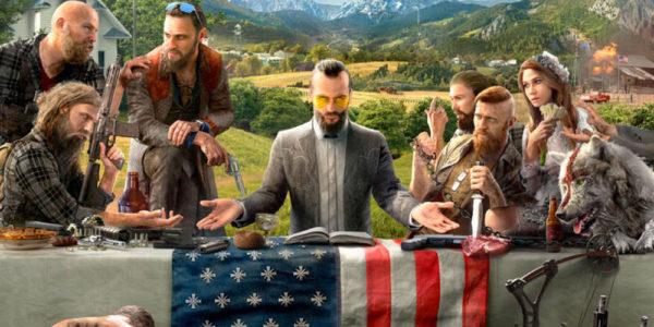 Первый трейлер Far Cry 5 демонстрирует культ Судного Дня
