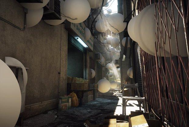 Скриншоты Батлфилд 3