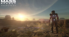 Mass Effect: Andromeda Deluxe Edition добавлена в EA Access
