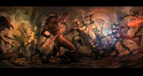Исцеление и ярость в Diablo 3