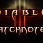 Патчи к Diablo 3 не зависнут в воздухе